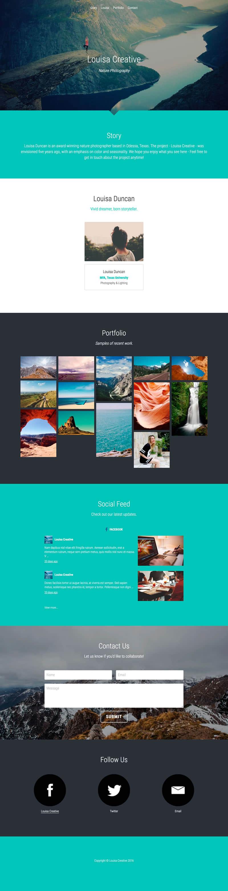 Monitor fb page